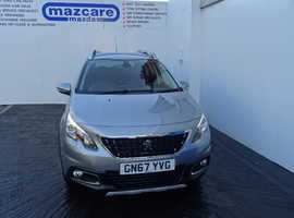 2017 Peugeot 2008 1.2 Petrol Allure 5 Door