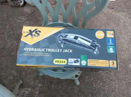 Aldi 2 ton trolley jack