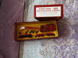 Hornby 00 gauge breakdown crane