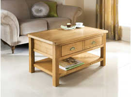 Used - Wiltshire Oak Coffee Table