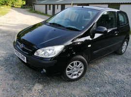 Hyundai Getz, 2008 (08) Black Hatchback, Manual Diesel, 134,886 miles offers
