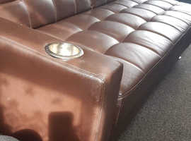 Click clack sofa bed double bed sized very comfortable