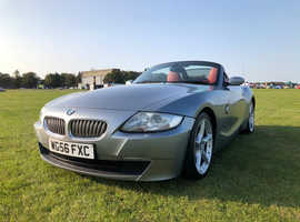 BMW Z SERIES, 2006 (56) Grey Convertible, Manual Petrol, 64,355 miles