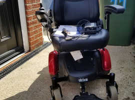 Drive image EC power wheelchair
