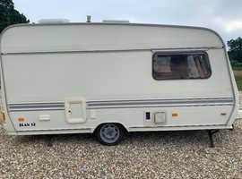Buccaneer caravan