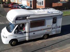 Compass Drifter 360e Coach Built Motorhome