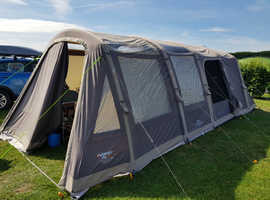 Vango solace TC 400 airbeam tent and awning