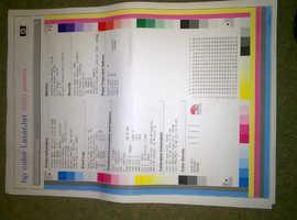 HP C6660DN printer for sale