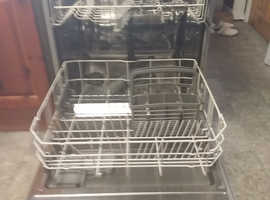 dishwasher silver  beko