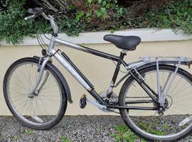 Mens Saracen Bike