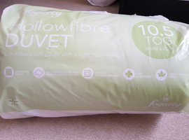 Brand New Fogarty 3' Single 10.5 Tog Duvet