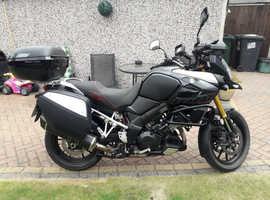 Suzuki v strom 1000 touring bike.DONT MISS IT STUNNING poss px cheaper bike..
