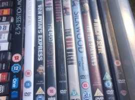 (Part 1)..Photo's Updated 22nd October,.Rare, Specialist, Deleted, Collectable, and Hard-to-find DVD's