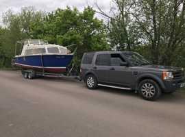 Essex/London boat transport