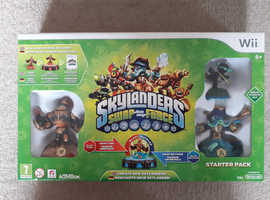 BRAND NEW - Skylanders - Swap & Force - Starter Pack