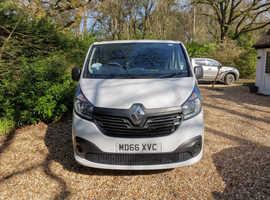 Renault Trafic VAN-Reg-2017 (Mileage-45230) in Market Drayton