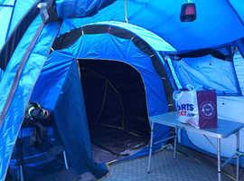 Hi Gear Zenobia 6 Family tent