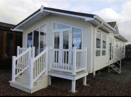 Static caravan long-term rent