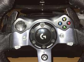 Logitech G920 W/ Gear Shifter