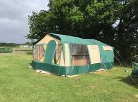 Conway Mirage trailer tent. Great condition, Huge awning, no special licence needed to tow. Great fun times