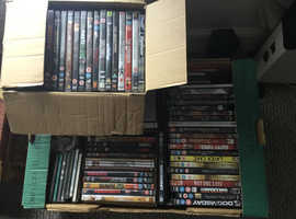 Various dvds films movies - 60p or 6 for £3