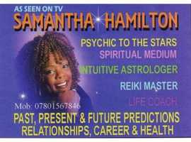 Psychic Sam | CALL FOR A LIFE CHANGING PSYCHIC READING TODAY - receive a call back for free!