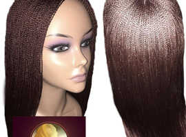 CheveuxTresses Wig Tomi-Burgundy