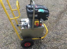 Hydraulic power pac