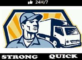 Man & Van, Last minute removals, Single item deliveries, Cheapest Removals