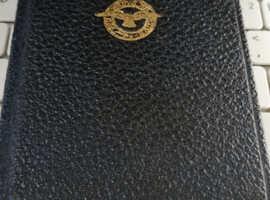 Raf 1939 dated bible £10