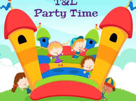 T&L Party Time - Bouncy Castle & Soft Play Hire