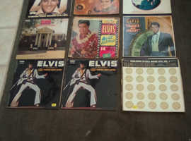 Collection of Elvis Magazine, Annuals and Some Photos.