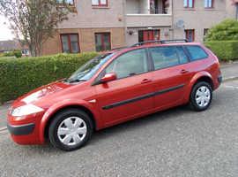 BARGAIN, 2005(55) Renault Megane  Diesel 1.5 dci Oasis  Tourer / Estate / MPV