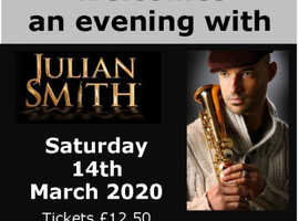 Julian Smith in Concert