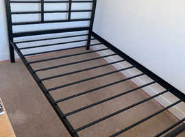 Small Double Metal Bed Frame