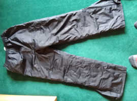 Motorcycle overtrouser padded L