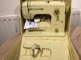 Vintage Bernina 707 Minimatic Zig Zag Sewing Machine