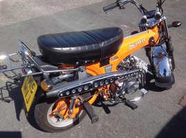 Monkey bike 125 cc