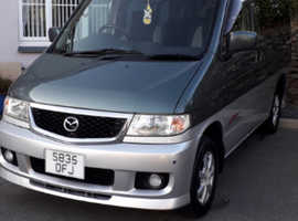 Mazda Bongo, 1999 (S) Silver mpv, Automatic Petrol, 150 miles