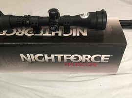 NIGHTFORCE NXS 2.5-10x42 mrad md scope