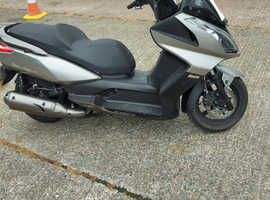 Kymco downtown 125cc scooter