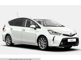 Toyota PRIUS PLUS, 2019 (19) white mpv, Cvt Hybrid, 34,000 miles