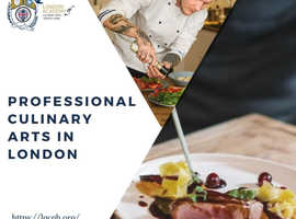 Professional Culinary Arts in London