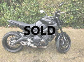 Yamaha MT09, One Owner, Low Mileage
