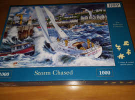 JIGSAW PUZZLES AS NEW