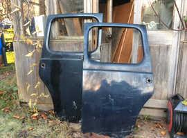 Morris eight rear side doors