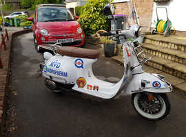 Modena 125 cc