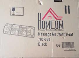 Massage Mat with Heat Settings.