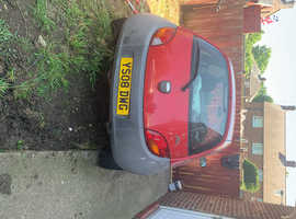 Ford Ka, 2008 (08) red other, Manual Petrol, 34354 miles