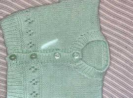 Girls 0-3m cardigan bundle